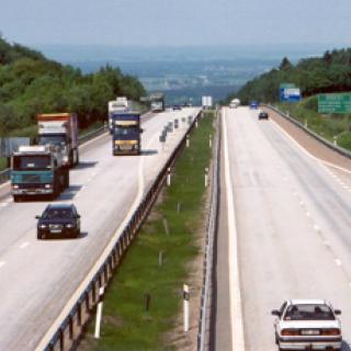 Högst miljöbilsandel på Gotland - Stockholm backar
