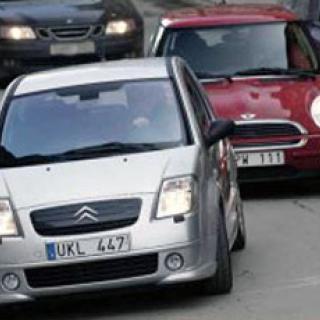Här är bilarna som sålde bäst i januari