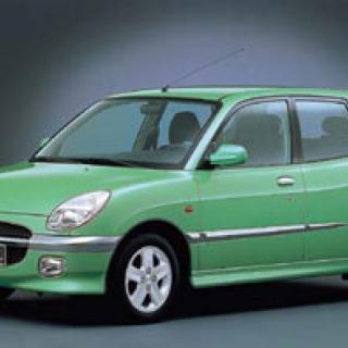 Daihatsu visar lådbilar