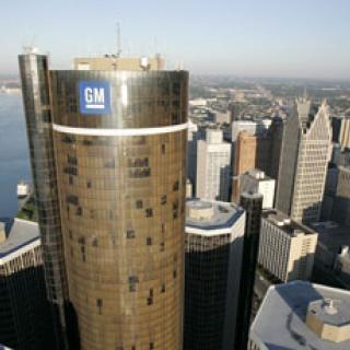 GM betalar tillbaka lån