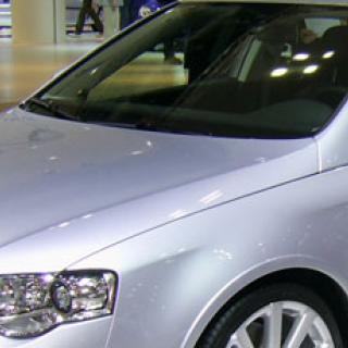 Silver mest populära bilfärgen – före svart