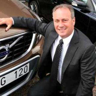 Årets bilförsäljning i nivå med 2008