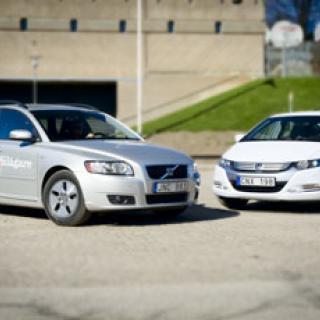 Provkörning: Honda Insight Hybrid