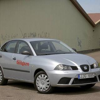 Seat Ibiza ST - ny rymlig kombi