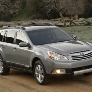 Officiell: Här är nya Subaru Outback