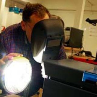 Webb-TV: Nu tillåts starkare extraljus