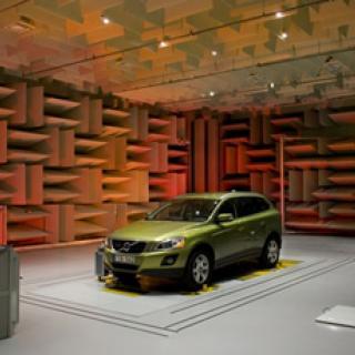 Volvo testar ny teknik - se video