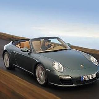 Provkörning: Porsche 911 Carrera S Cabriolet PDK