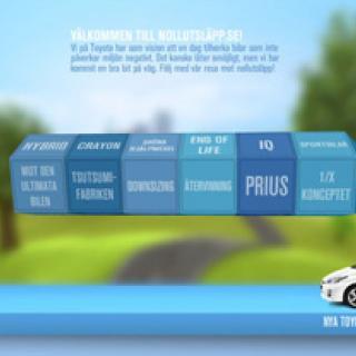 Toyota Sai - en lyxigare Prius