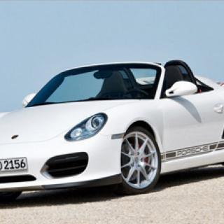 Porsche Panamera - racerlimousinen