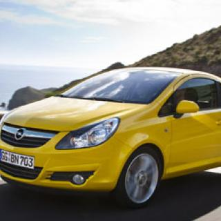Opel Flextreme GT/E - framtidens Opel