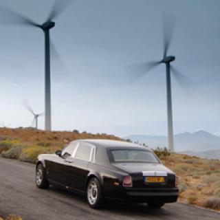 Rolls-Royce säljer slut