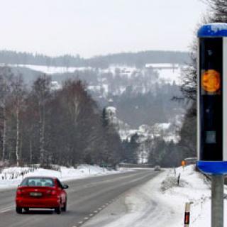 9 av 10 svenskar kör för fort