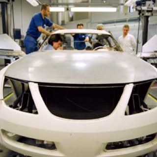 Tre miljoner Saab på tre decennier