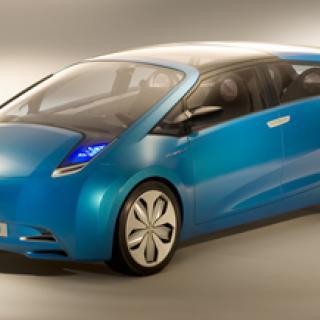 Toyota Prius - förbrukning: 0,39 l/mil!
