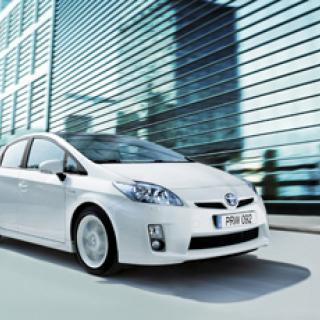 Provkörning: Toyota Prius laddhybrid