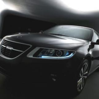 Se nya Saab 9-5 krocktestas av Euro NCAP