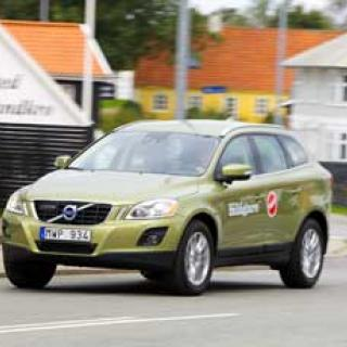 Volvo XC60 är Truck of the Year