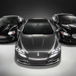 Jaguar XJ Sentinel - bepansrad limousine