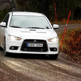 Ljustest: Mitsubishi Lancer 2.0D Business