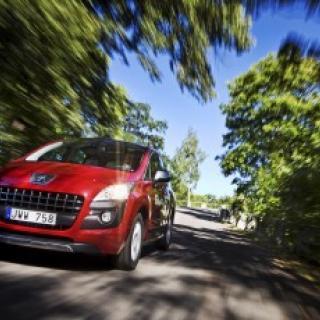 Peugeot 508 - utmanar i mellanklassen