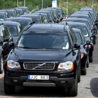 Topplista november 2009: Mest sålda bilarna