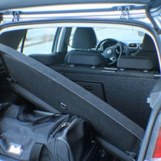 Volkswagen CrossGolf - nya Golf med terrängstuk