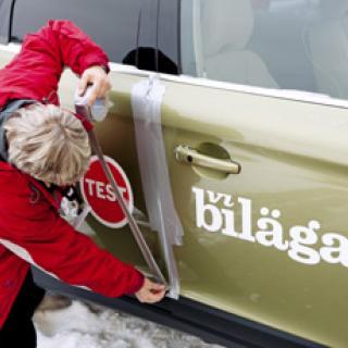Renault Laguna får ansiktslyft