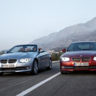 Provkörning: BMW 320d Efficient Dynamics Edition