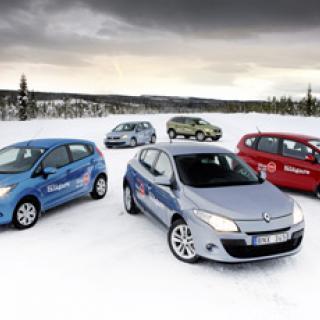 Minst problem med Honda och Renault