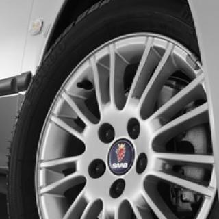 Saab fortsätter testa nya 9-5 Sportcombi