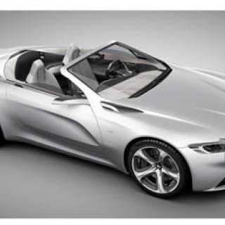 Peugeot RCZ - Årets vackraste bil