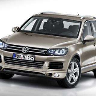 GENÈVE: Volkswagen Sharan