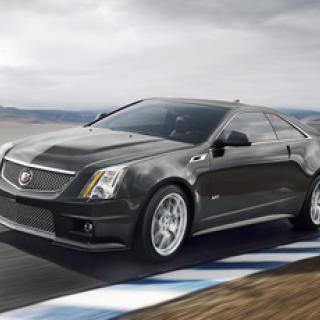 DETROIT: Cadillac XTS Platinum