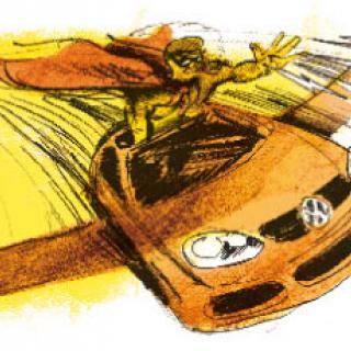 Bilfrågan: Varför används inte bältena?
