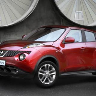 Nissan Juke: Plus och minus