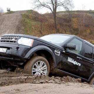 Land Rover satsar på framhjulsdrift
