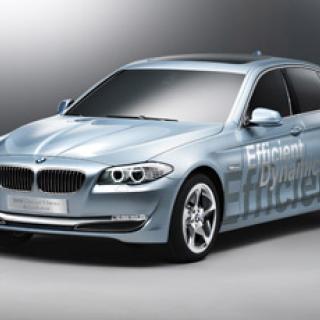 NYA BMW 5-SERIE