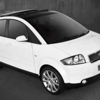 DETROIT: Audi e-tron