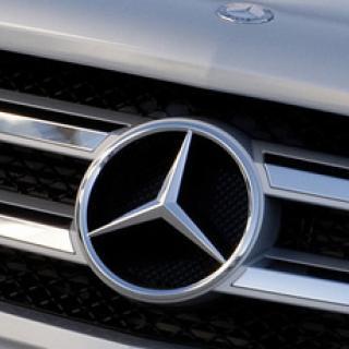Mercedes SLS E-Cell - måsvingen som elbil