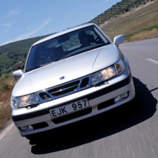Nya Saab 9-5 redo