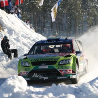 Svenska Rallyt 2011: Rallyfeber med PG Andersson