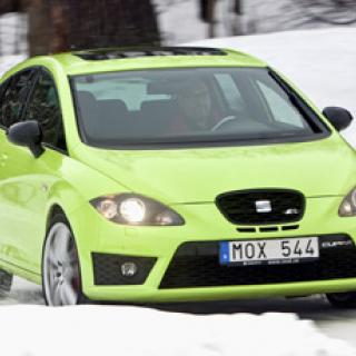 Ford Focus RS500 - ny värsting
