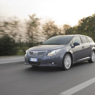 Topplista augusti 2010: Mest sålda bilarna