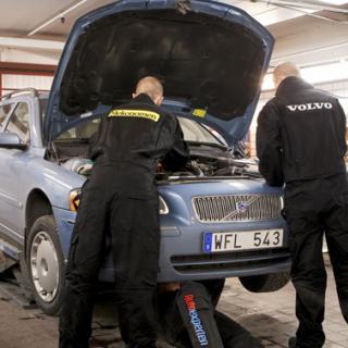 Billigare bilservice med nya regler