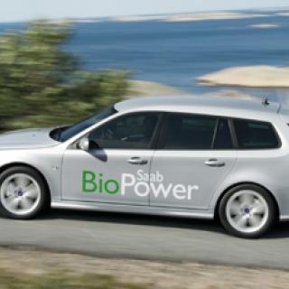 Begtest: Saab 9-5 BioPower
