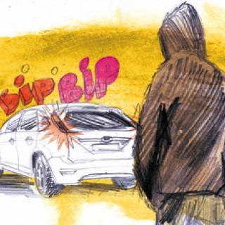 Organiserad brottslighet stjäl bilar för miljarder