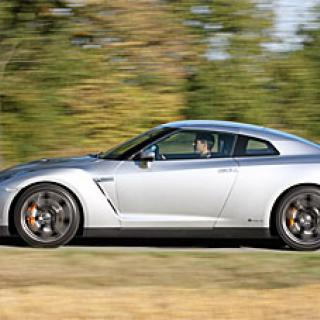 Provkörning: Audi RS5 4,2 FSI Quattro
