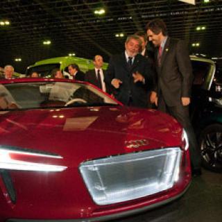 GENÈVE: Audi A1 e-tron