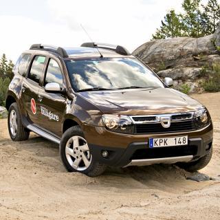 Biltest: Dacia Duster 1.5 dCi Lauréate